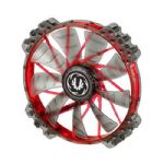 BitFenix Spectre Pro 200mm Black Tinted Red LED Fan