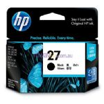 HP 27 Black Inkjet Cartridge 220 pages (C8727AA)