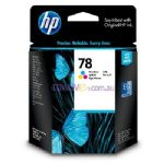 HP 78 Tri-Colour Inkjet Cartridge 450 pages (C6578DA)