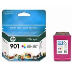 HP 901 Tri-Colour Officejet Ink Cartridge (CC656AA)