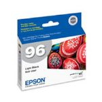 Epson T0967 Light Black Ink Cartridge (T096790)