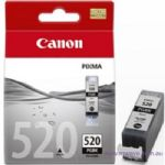 Canon PGI520BK Black Ink Tank for PIXMA (PGI-520BK)