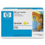 HP Color Laserjet Yellow Print Cartridge (CB402A)