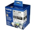 Brother DK-11209 Address labels 29mm x 62mm 800 Labels