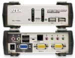 ATEN CS1732A 2 Port PS/2-USB VGA/Audio KVMP Switch