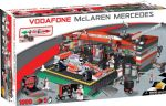 McLaren 1000 Piece F1 McLaren Racing Car and Garage
