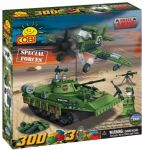 Small Army 300 Piece Special Forces Military Units