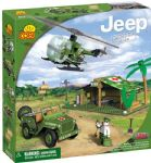 Small Army 300 Piece Willys MB Jeep Mash