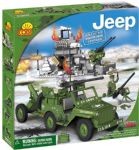 Small Army 300 Piece Willys MB Jeep Mountain Terrain