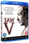 Saw V - Lionsgate (Blu-Ray)