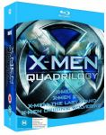 X-Men Quadrilogy Blu-ray