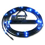 NZXT Sleeved Blue LED Kit (CB-LED20-BU) - 2M