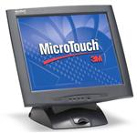 "3M MicroTouch M1700SS 17"" Capacitive Touch Screen Monitor - USB"
