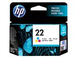 HP 22 AP Tricolour Inkjet Cartridge 140K pg (C9352AA)