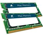 Corsair 8GB (2x 4GB) DDR3 1333MHz SODIMM Memory for Mac