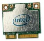 Intel 7260 HMW Dual Band Wireless-AC 7260 Mini-PCI Express Card