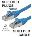 10M Core5 Commercial Grade CAT6 SFTP Shielded Network / Patch Cable - AUSTEL