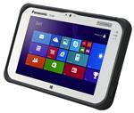 "Panasonic Toughbook FZ-M1 Core i5 4GB 128GB Windows 8.1 Pro WiFi 4G 7"" Tablet"