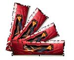 G.Skill Ripjaws 4 16GB (4x 4GB) DDR4 2666MHz Memory Red