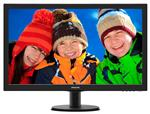 "Philips 273V5LHAB 27"" Full HD LED Monitor with Stereo speakers"