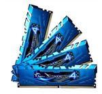 G.Skill Ripjaws 4 32GB (4x 8GB) DDR4 2400MHz Memory Blue
