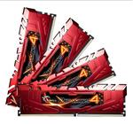 G.Skill Ripjaws 4 16GB (4x 4GB) DDR4 2133MHz Memory Red