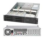 Supermicro SuperChassis 823TQ-653LPB 2U Server Case