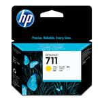 HP 711 29-ml Yellow Ink Cartridge CZ132A