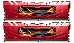 G.Skill Ripjaws 4 8GB (2x 4GB) DDR4 2400MHz Memory Red