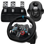 Bundle Deal: Logitech G29 Racing Wheel + Driving Force Shifter - PS3, PS4, PC