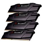 G.Skill Ripjaws V 16GB (4x 4GB) DDR4 3600MHz Memory Black