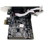 StarTech 4 Port PCIe Serial Adapter Card w/ 16550