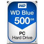 "WD WD5000AZLX 500GB Blue 3.5"" 7200RPM SATA3 32MB Hard Drive"