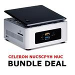 DIY Bundle Deal: Intel NUC5CPYH Celeron NUC + 4GB RAM + 120GB SSD