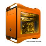 BitFenix Prodigy M Micro-ATX Window Case - Orange