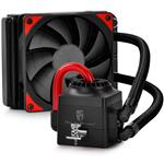 DeepCool Gamer Storm Captain 120EX AIO Liquid CPU Cooler - Black