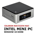 Intel NUC Mini PC - NUC5CPYH Celeron (240GB/4GB) Win10 Home