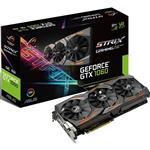 ASUS GeForce GTX 1060 ROG Strix OC 6GB Video Card
