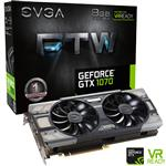 EVGA GeForce GTX 1070 FTW GAMING ACX 3.0 8GB Video Card