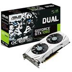 ASUS GeForce GTX 1060 DUAL OC 6GB Video Card