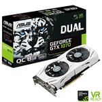 ASUS GeForce GTX 1070 DUAL OC 8GB Video Card