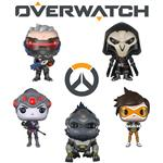 Overwatch Pop! Vinyl Figure Bundle