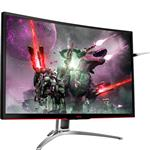 "AOC AGON AG322FCX 31.5"" FHD 144Hz FreeSync Curved Gaming Monitor"