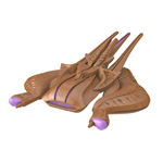 Star Trek - Attack Wing Wave 29 Muratas (Xindi Reptillian Warship) Expansion