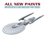 Star Trek - Attack Wing Wave 29 USS Excelsior Expansion Pack