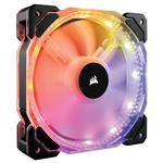 Corsair HD120 RGB LED High Performance 120mm PWM Fan - Single Fan Pack