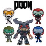 DOOM Pop! Vinyl Figure Bundle