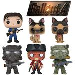 Fallout 4 Pop! Vinyl Figure Bundle