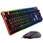 Cougar DeathFire EX RGB Gaming Gear Combo - Gaming Keyboard and Gaming Mouse