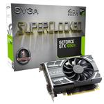 EVGA GeForce GTX 1050 Ti SC GAMING 4GB Video Card